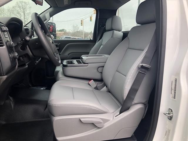 2020 Chevrolet Silverado 5500 Regular Cab DRW 4x4, Cab Chassis #FK3369 - photo 10