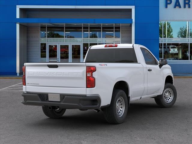 2020 Chevrolet Silverado 1500 Regular Cab 4x4, Pickup #FK33833 - photo 2