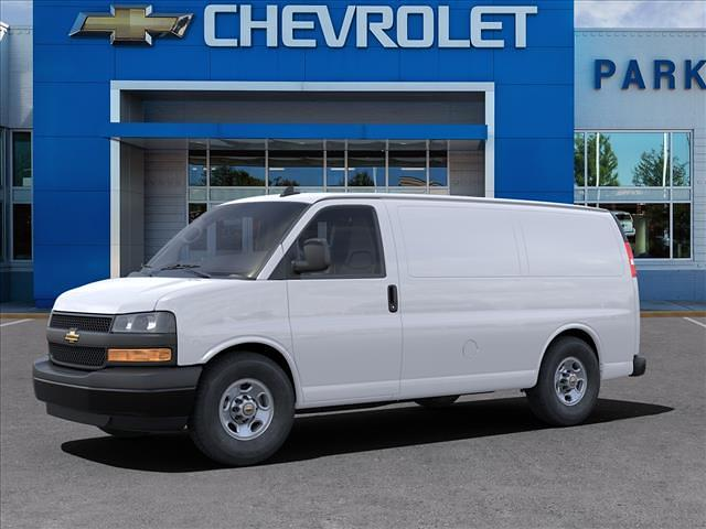 2021 Chevrolet Express 2500 4x2, Empty Cargo Van #FK3413 - photo 3