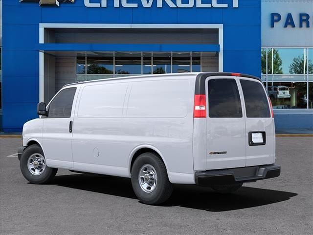 2021 Chevrolet Express 2500 4x2, Empty Cargo Van #FK3413 - photo 4