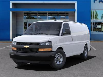 2021 Chevrolet Express 2500 4x2, Empty Cargo Van #FK3413 - photo 6