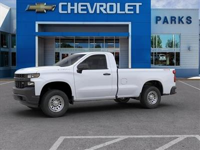 2020 Chevrolet Silverado 1500 Regular Cab 4x4, Pickup #FK34172 - photo 3