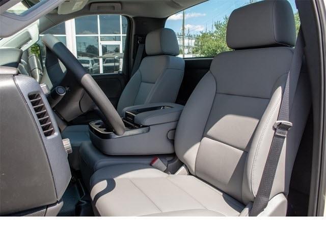 2019 Chevrolet Silverado 4500 Regular Cab DRW 4x2, Cab Chassis #FK3467 - photo 15