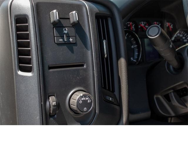 2019 Chevrolet Silverado 4500 Regular Cab DRW 4x2, Cab Chassis #FK3467 - photo 19