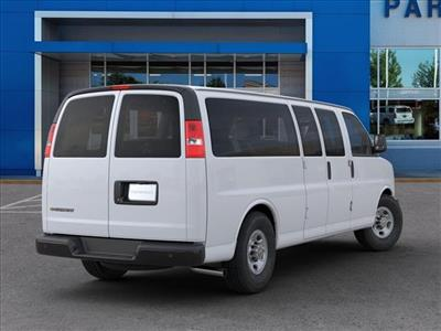2020 Chevrolet Express 3500 4x2, Passenger Wagon #FK3470 - photo 2