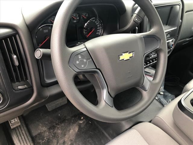 2019 Chevrolet Silverado 5500 Regular Cab DRW 4x4, Cab Chassis #FK3542 - photo 14