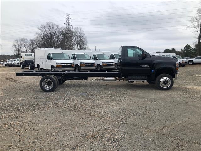 2019 Chevrolet Silverado 5500 Regular Cab DRW 4x4, Cab Chassis #FK3542 - photo 5