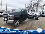 2019 Chevrolet Silverado 5500 Regular Cab DRW 4x4, Cab Chassis #FK3542 - photo 1