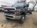 2019 Chevrolet Silverado 5500 Regular Cab DRW 4x4, Cab Chassis #FK3542 - photo 8