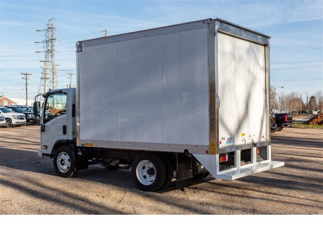 2018 LCF 4500 Regular Cab 4x2,  Mickey Truck Bodies Dry Freight #FK3596 - photo 1