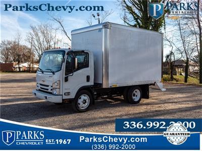 2018 LCF 4500 Regular Cab 4x2, Mickey Truck Bodies Dry Freight #FK3596 - photo 1