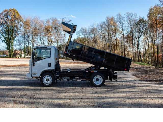 2018 LCF 4500 Regular Cab 4x2,  PJ's Landscape Dump #FK3597 - photo 3