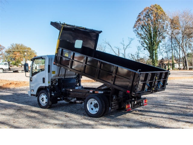 2018 LCF 4500 Regular Cab 4x2,  PJ's Landscape Dump #FK3597 - photo 2