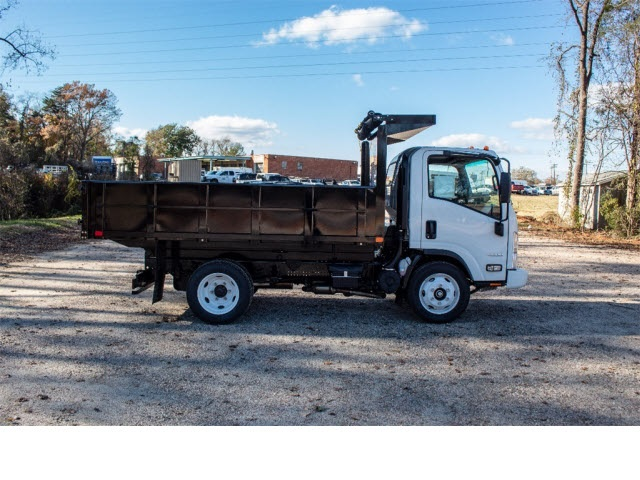 2018 LCF 4500 Regular Cab 4x2,  PJ's Landscape Dump #FK3597 - photo 7