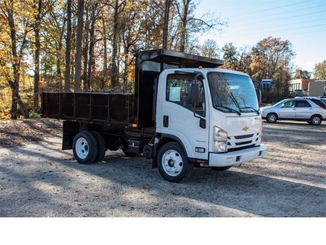 2018 LCF 4500 Regular Cab 4x2,  PJ's Landscape Dump #FK3597 - photo 8