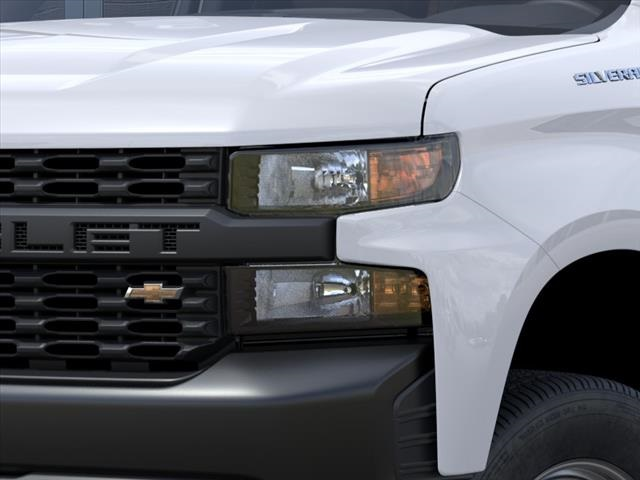 2021 Chevrolet Silverado 1500 Double Cab 4x4, Pickup #FK36100 - photo 8