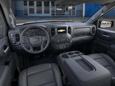 2021 Chevrolet Silverado 1500 Double Cab 4x4, Pickup #FK36100 - photo 12