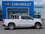 2021 Chevrolet Silverado 1500 Double Cab 4x4, Pickup #FK36100 - photo 5