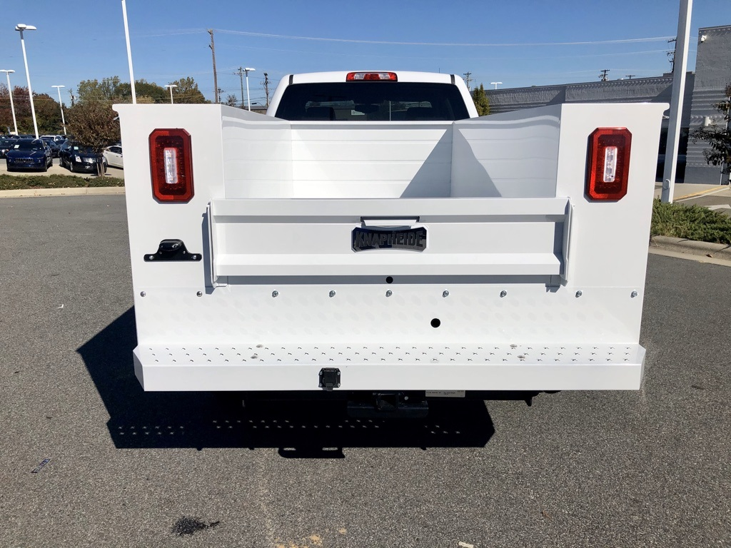 2019 Chevrolet Silverado 2500 Double Cab 4x2, Knapheide Steel Service Body #FK3658 - photo 5