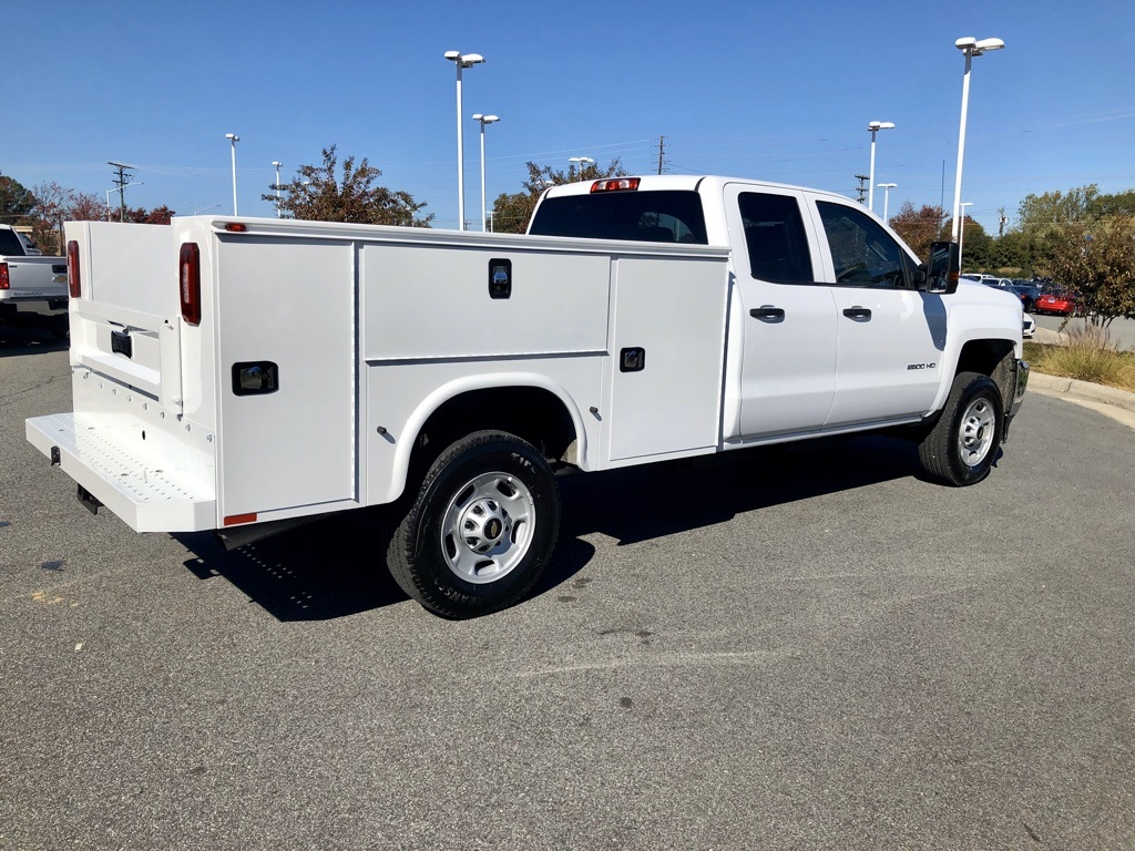 2019 Chevrolet Silverado 2500 Double Cab 4x2, Knapheide Steel Service Body #FK3658 - photo 7