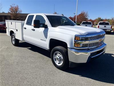 2019 Chevrolet Silverado 2500 Double Cab 4x2, Knapheide Steel Service Body #FK3658 - photo 9