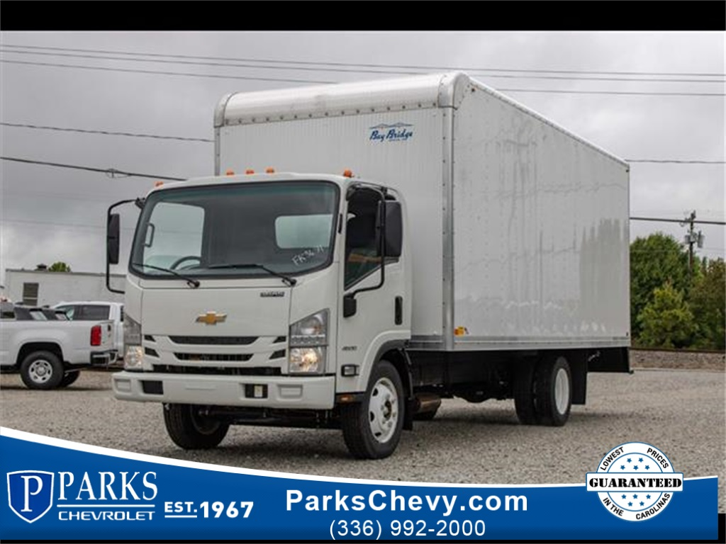 2019 Chevrolet LCF 4500 Regular Cab 4x2, Bay Bridge Dry Freight #FK3691 - photo 1