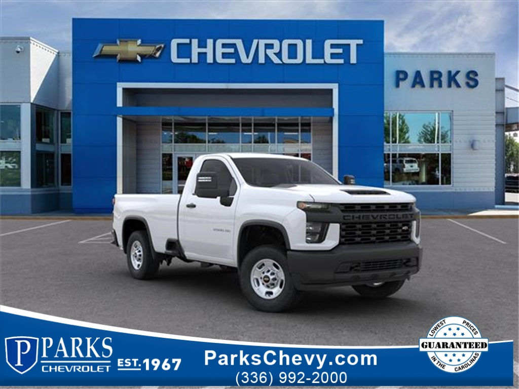 2020 Chevrolet Silverado 2500 Regular Cab 4x2, Pickup #FK3701X - photo 1