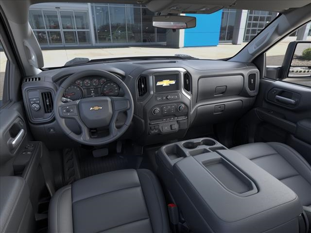 2020 Chevrolet Silverado 2500 Regular Cab 4x2, Pickup #FK3701X - photo 10