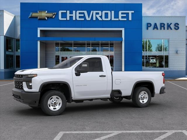 2020 Chevrolet Silverado 2500 Regular Cab 4x2, Pickup #FK3701X - photo 3