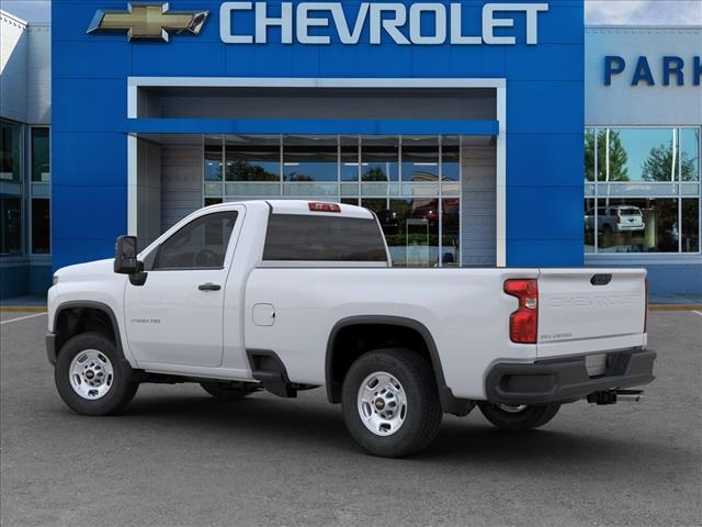 2020 Chevrolet Silverado 2500 Regular Cab 4x2, Pickup #FK3701X - photo 4