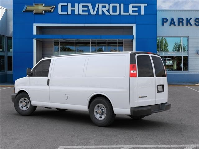 2020 Chevrolet Express 2500 4x2, Masterack Steel General Service Upfitted Cargo Van #FK3834 - photo 4