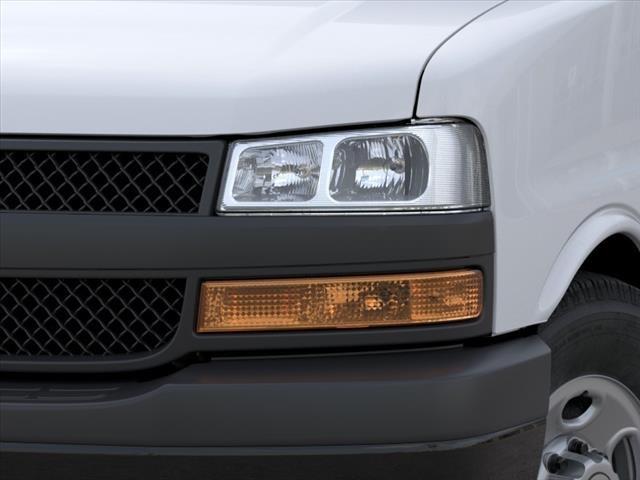 2020 Chevrolet Express 2500 4x2, Masterack Steel General Service Upfitted Cargo Van #FK3834 - photo 8