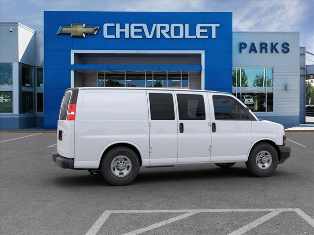 2020 Chevrolet Express 2500 4x2, Masterack Steel General Service Upfitted Cargo Van #FK3861 - photo 5