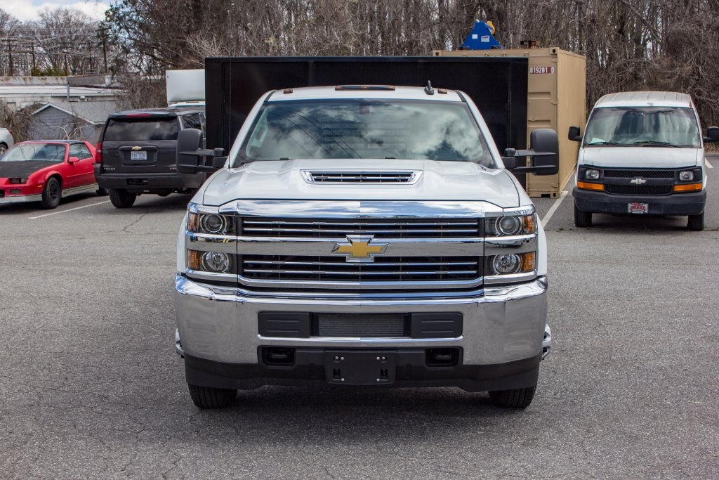 2018 Silverado 3500 Regular Cab DRW 4x2,  Freedom Platform Body #FK3874 - photo 10