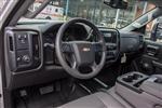 2018 Silverado 3500 Regular Cab DRW 4x2,  Freedom Workhorse Platform Body #FK3874 - photo 3