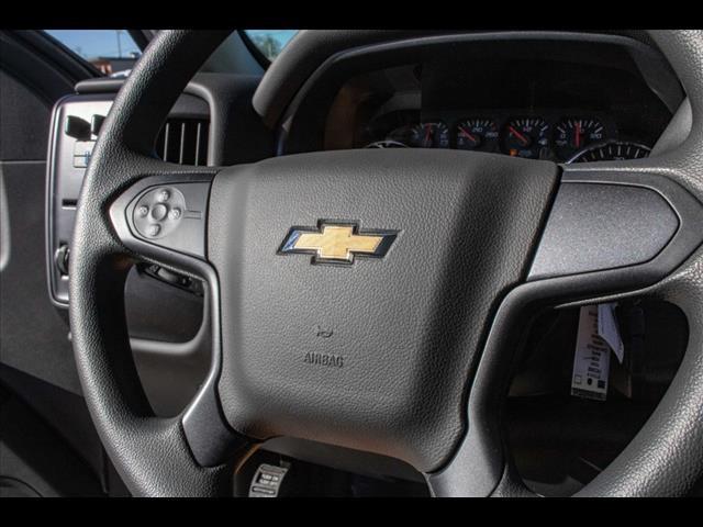 2020 Chevrolet Silverado 5500 Crew Cab DRW 4x2, Cab Chassis #FK3968 - photo 21