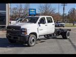 2020 Chevrolet Silverado 5500 Crew Cab DRW 4x2, Cab Chassis #FK3968 - photo 3