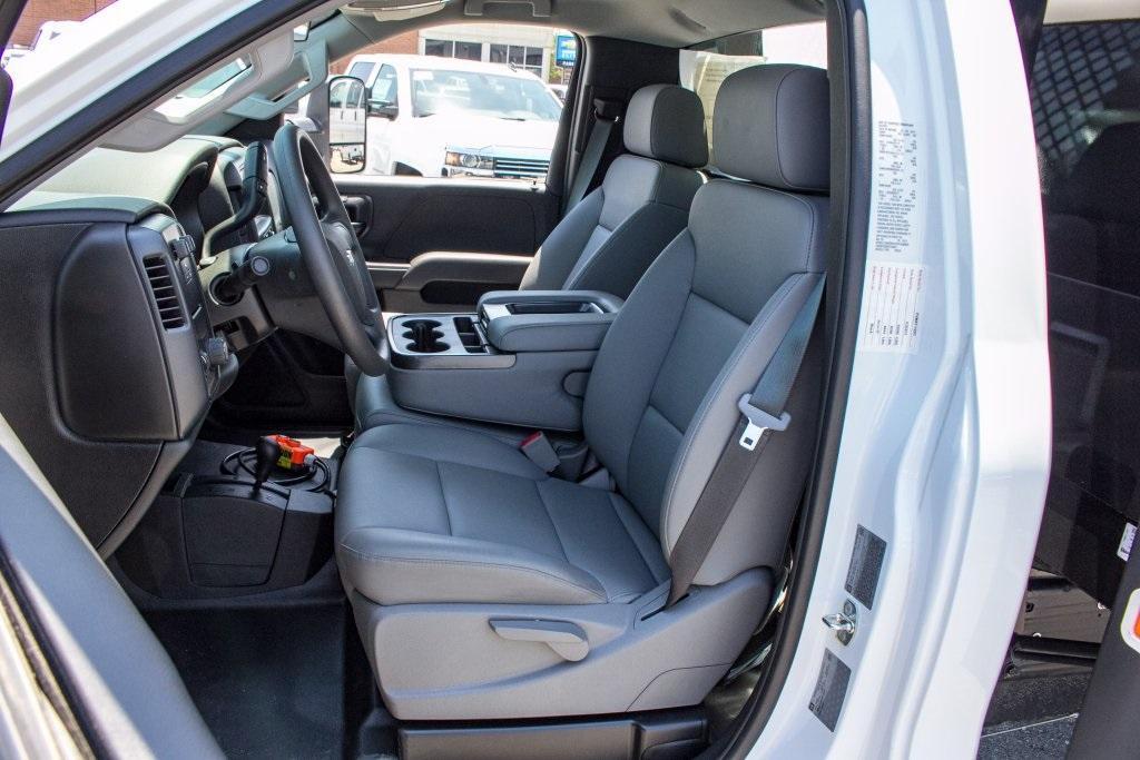2017 Silverado 3500 Regular Cab DRW 4x4,  Knapheide Platform Body #FK3991 - photo 18