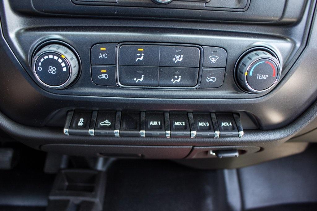 2017 Silverado 3500 Regular Cab DRW 4x4,  Knapheide Platform Body #FK3991 - photo 24