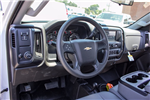 2017 Silverado 3500 Regular Cab DRW 4x4,  Knapheide Value-Master X Platform Body #FK3991 - photo 6