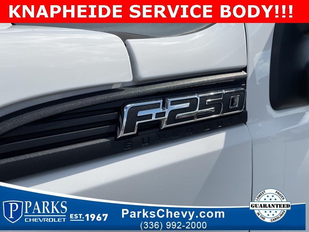 2016 Ford F-250 Regular Cab 4x2, Service Body #FK4006XA - photo 39