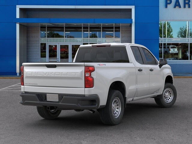 2019 Silverado 1500 Double Cab 4x4, Pickup #FK4023 - photo 1