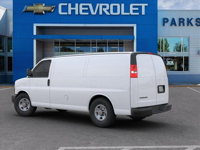 2020 Chevrolet Express 2500 4x2, Masterack Steel General Service Upfitted Cargo Van #FK40529 - photo 4