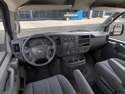 2020 Chevrolet Express 2500 4x2, Masterack Steel General Service Upfitted Cargo Van #FK40554 - photo 10