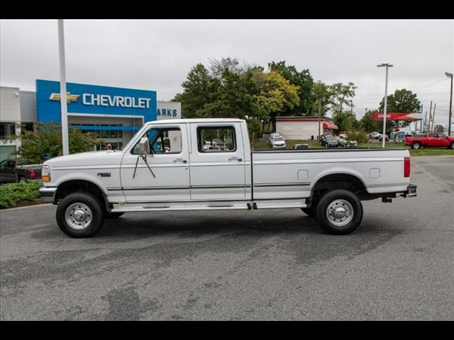 1997 Ford F-350 4x4, Pickup #FK4180B - photo 5