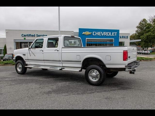 1997 Ford F-350 4x4, Pickup #FK4180B - photo 2