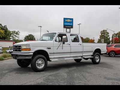 1997 Ford F-350 4x4, Pickup #FK4180B - photo 4