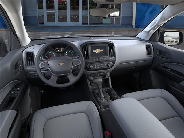 2021 Chevrolet Colorado Crew Cab 4x4, Pickup #FK4190 - photo 12