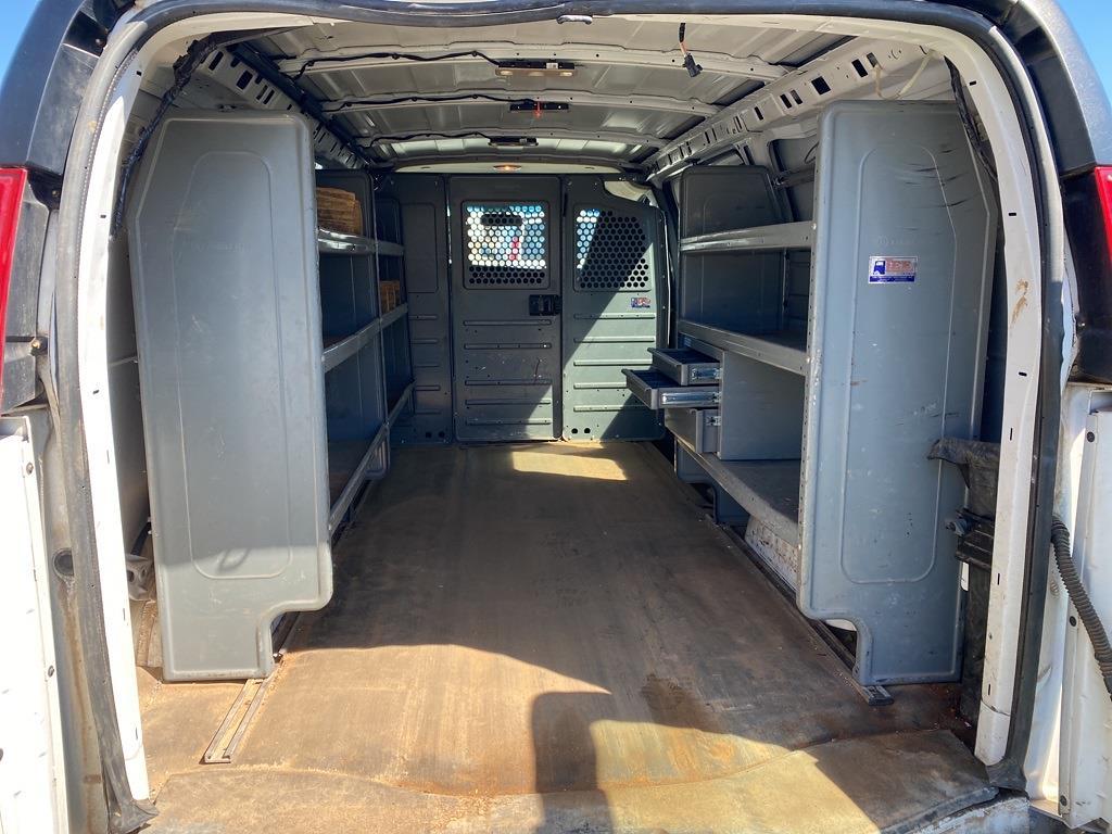 2016 Chevrolet Express 2500, Upfitted Cargo Van #FK4219A - photo 2