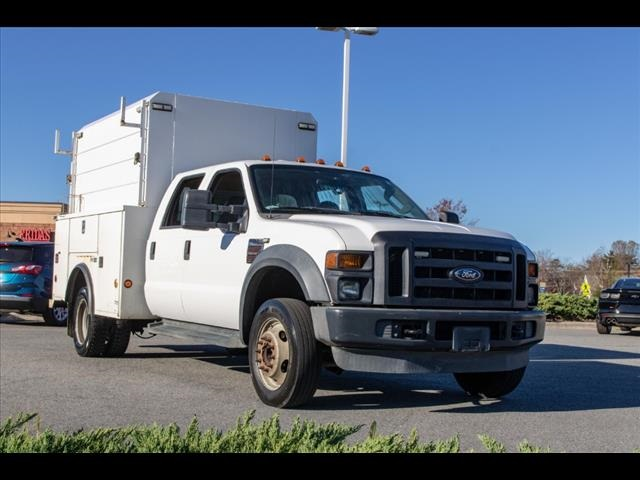 2008 Ford F-550 Crew Cab DRW 4x2, Service Body #FK4227A - photo 11